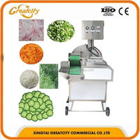 Heavy Duty Electric Industrial Vegetable Cutter Supplier For Mass Food Preparation