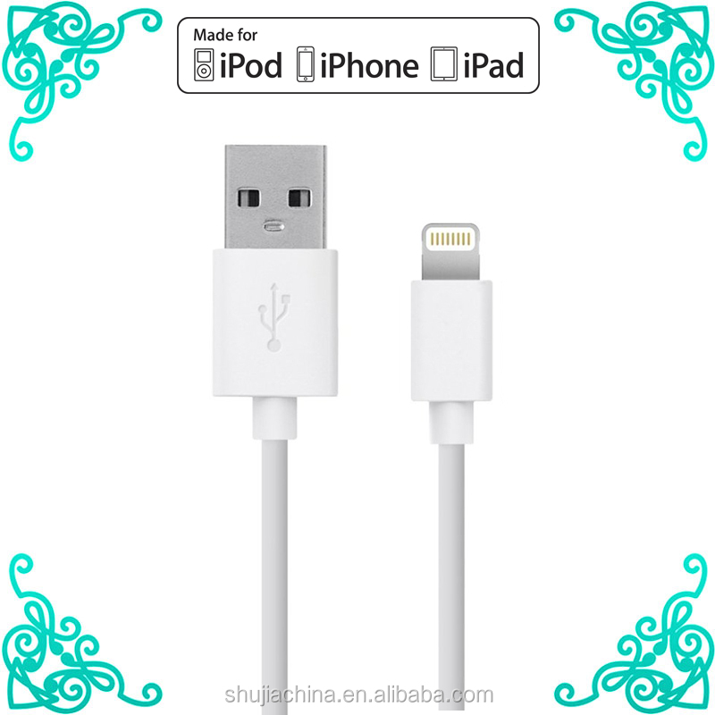 Update 2017 Latest 8pin USB Date Sync Charging Charger Cable for iPhone7 7 plus for iPad for ios 10 1M 2M 3M