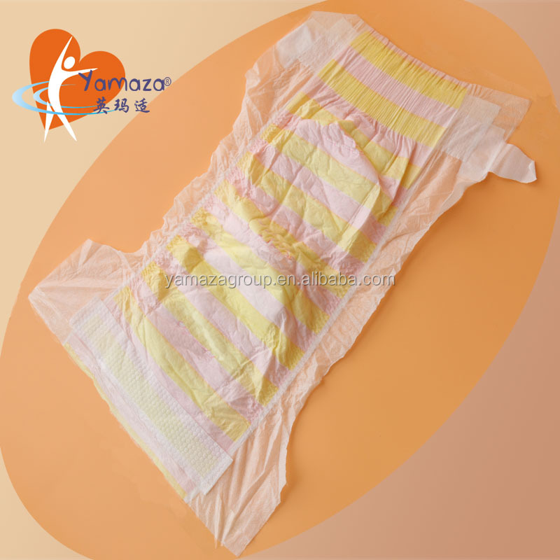 Personalized Cloth Diaper Super Absorbent disposable sleepy baby cotton diaper wholesale for Africa market