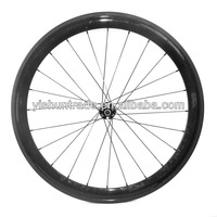 2014 YISHUNBIKE special offer 50mm clincher carbon Disc Brake wheelset chinese road wheels