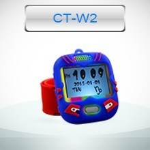 electronic kids smart watch interactive with APP, parents control and mutifunction