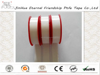 ptfe coated surface treatment and plain woven weave type high temperature single-sided ptfe tape