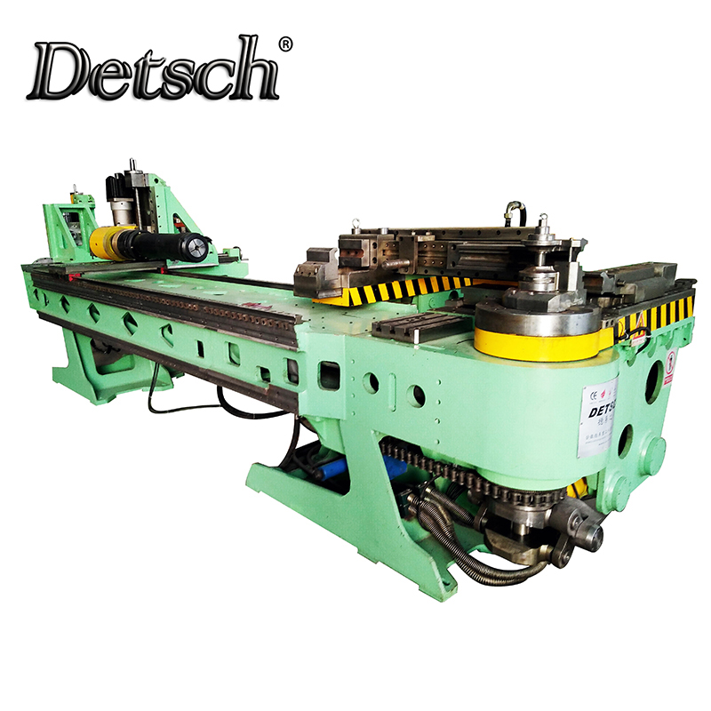 CNC steel pipe bender cnc copper square tube bending machine for sale,rolling hydraulic exhaust tube bending machine used