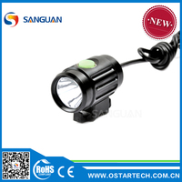 SANGUAN SG-Thumb II 1000Lumens waterproof USB rechargeable front light magic xml u2 bike light