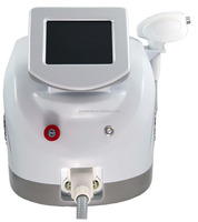 2016 unique portable permanent hair removal 808nm salon equipment laser hair removal/800w diode laser with big spot size
