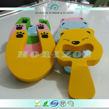 Cheap EVA Door Stopper,Animal Door Stop,Door Holder/automatic kids finger guards china organizer