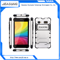 JEASUNG D6 First Metallic Octa Core Waterproof IP68 Rugged Android Smart Phone