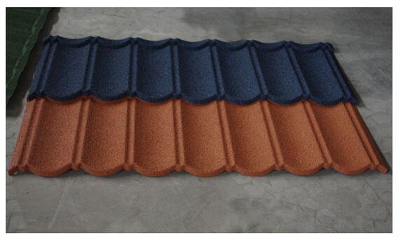 mediterranean roof tile corrugated copper roof