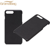 genuine saffiano full leather cell phone case for Iphone 8 plus