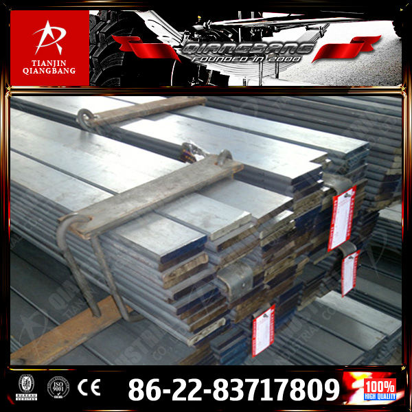 Leaf Spring Raw Material Steel Bars Prices