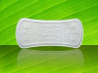Disposable 155mm female panty liners