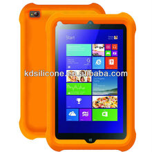 case for ThinkPad 8,silicone protective case for Lenovo tablet for kids,shockproof cover case for tablet 8.3 inch