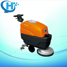Compact Floor Scrubber Battery Type Q203 floor scrubber drier