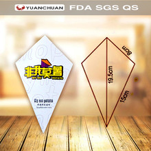 High quality paper box for french fries with cone shape