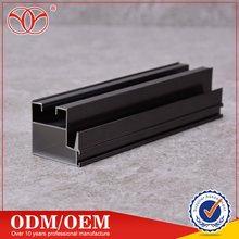 high quality Precise mold made aluminium extursion profile for windows and doors