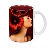 Porcelain Blank Ceramic Sublimation Coffee Cup