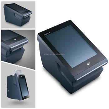 8'' Android tablet with thermal printer wifi 3G