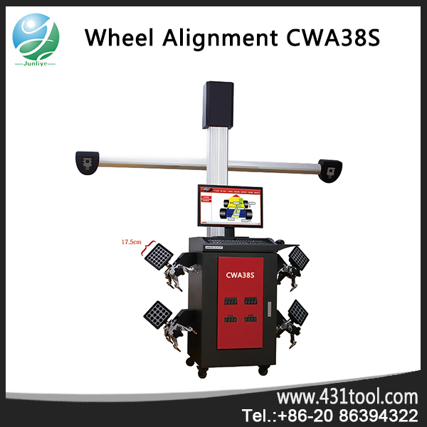 3d Wheel Alignment Manufacture for 4s Shop And Tire Shop