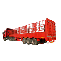 Large Equipment Transportion 600mm Cargo Fence