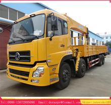 Best price cargo truck cranes for sale,cargo crane truck, crane mounted on cargo truck