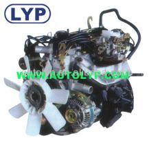 engine used for toyota hiace