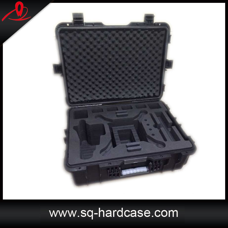 musical instrument protective case with high quality foam