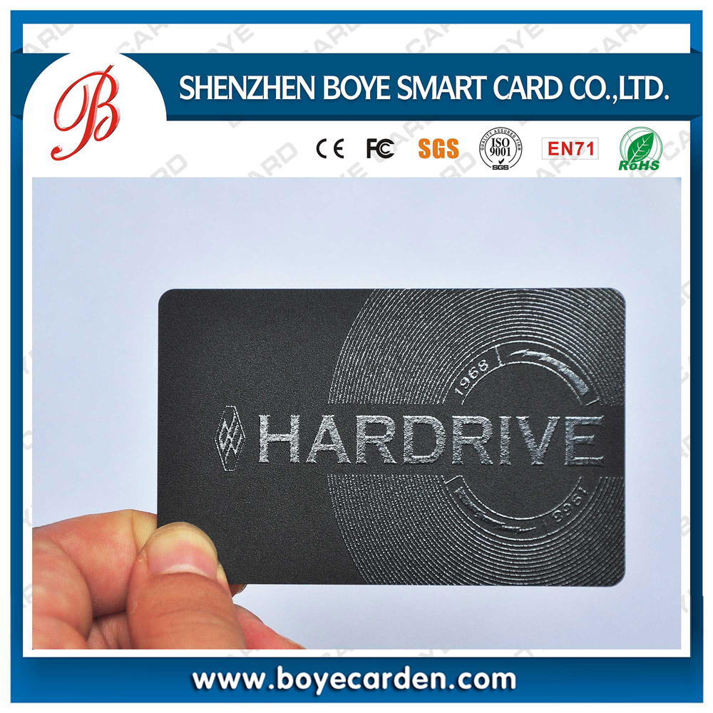 popular high technology plastic business cards online