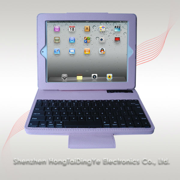 New Bluetooth Wireless Keyboard Keypad For ipad 2/3/4 Tablet pc