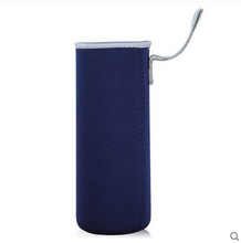 Heat Insulated Neoprene Water bottle Holder Bag Case Pouch Cover