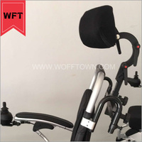 Executive Wheelchair Adjustable Headrest for WFT-D07 Powerful Electric Wheelchairs