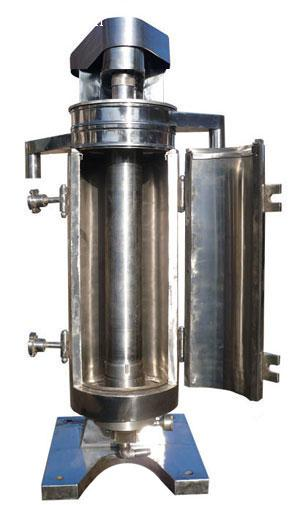 price crude coconut oil centrifuge machine gravity separator