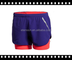Ladies Custom Fitness Sexy Sports Shorts/mature ladies sexy Shorts/sexy beautiful ladies sets