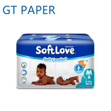 Softlove soft disposable baby diaper nappies