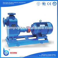 mini self priming water pump/Self priming sewage pump