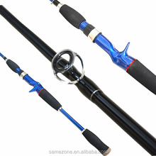 "2WT Fly Rod and Reel Combo 6'6"" Medium-Fast Fly Fishing Rod"