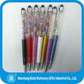 2013 3 in 1 Multi function crystal stylus USB Writing Pen