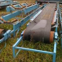 EP150 rubber ring conveyor belt without joint