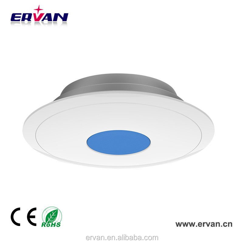 Mass supply CE ROHS Approval smd2835 IP65 22w round round plastic ceiling light covers