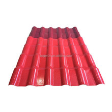 High quality building materials ASA plastic pvc roof tile