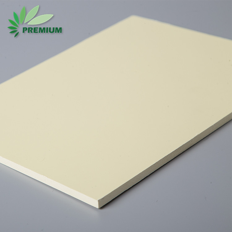 Reliable And Cheap factory price dark grey pvc board extruded board/sheet expanded foam