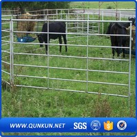 Alibaba China cheap cattle panels for sale / galvanized cattle fencing / live cattle prices