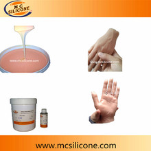 Life Casting rtv 2 Silicone Rubber Liquid for making prosthetic