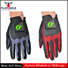 Mens Left Hand Golf Glove Waterproof Breathable Synthetic PU Leather Gloves
