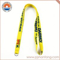 Best prices latest OEM design business card holder lanyard for sale