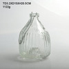 Fabulous popular transparent/decorative glass insect trap for supermarket /garden decor