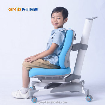 Blue Color Boy And Girl Ergo Chair A6
