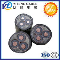 XLPEJacket and High Voltage Grounding Power cable