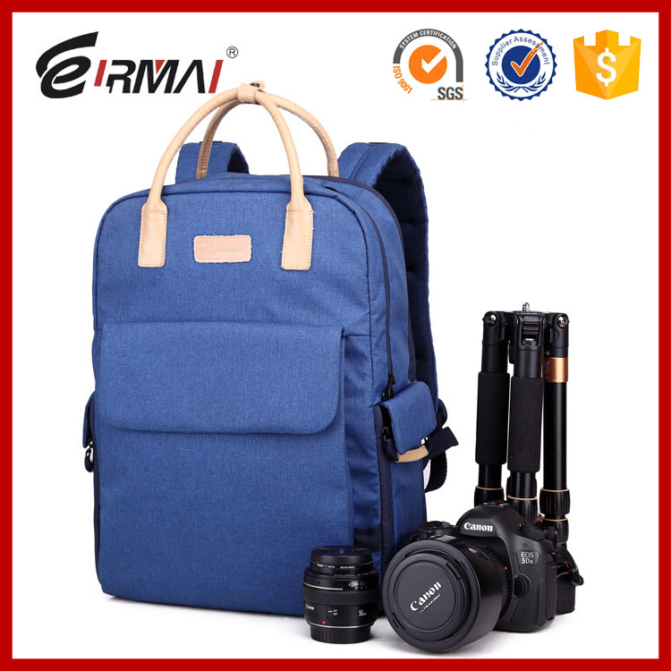 Fashion Waterproof Camera Backpack Bag DSLR Case for Canon for Nikon Sony