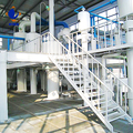 Good performance edible oil processing machine, rice bran/flaxseed oil production line