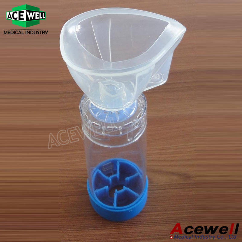 Acewell Medical Asthma Chamber Spacer Aerosol Inhaler